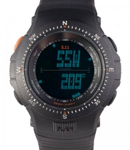 Zegarek 5.11 Field Ops Watch Black