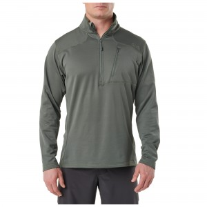 Bluza 5.11 Recon Half Zip Fleece OD Green